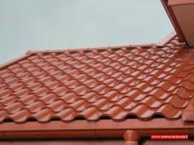 Plieninė danga stogui